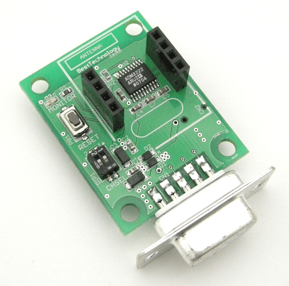 ZIG-100B用RS232C変換器