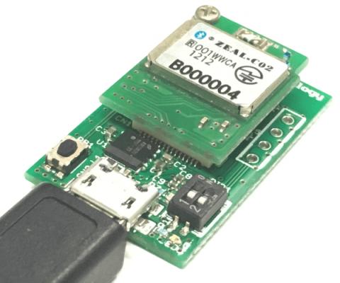 ZEAL USBアダプタ