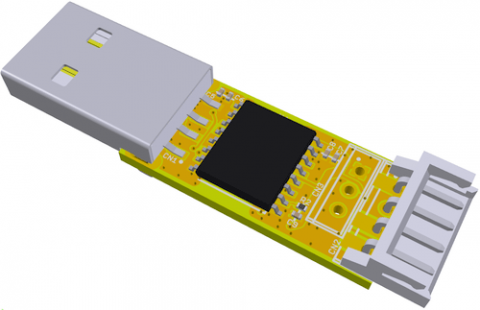 USB2RS485 dongle