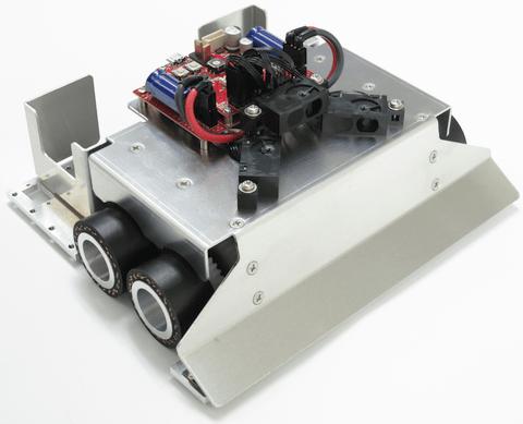 相撲ロボット4駆Basic