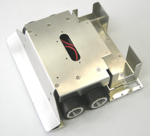 相撲ロボット4駆車体