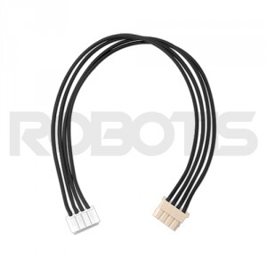 Robot Cable-X4P 180mm (Convertible) 10pcs