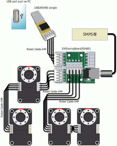 rs485dongle_dxl_sharingboard_connect.png