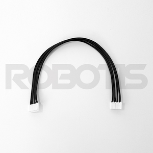 Robot Cable-X4P 180mm 10pcs