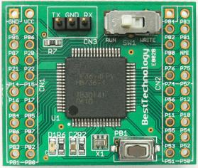 H8/3694Fマイコンボード