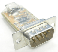 USBシリアル変換ケーブル