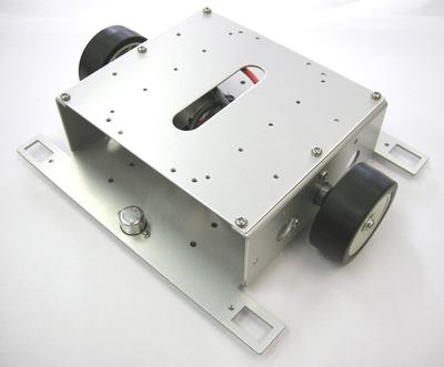 ロボット2駆車体