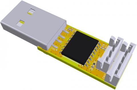 USB2DXIF dongle