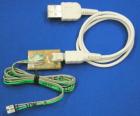 USB-RS232Cケーブル
