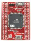 ATmega128マイコンボード